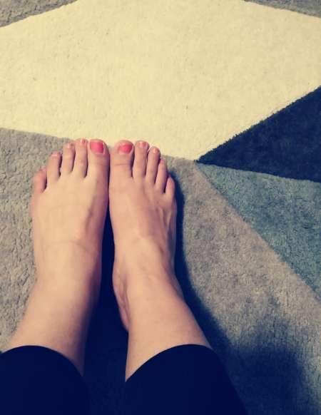 Que pensez-vous de mes pied