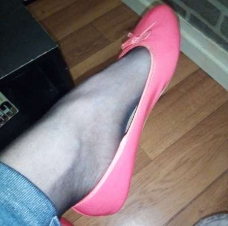 Recherche pieds féminin
